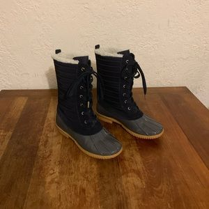 Marc By Marc Jacobs Duck Boots Size 39/8